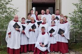 Choir of St Mary's Maldon