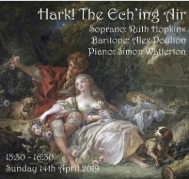 The Opening Recital of The Early Music Series