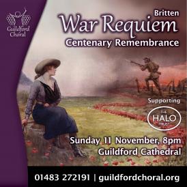 Britten's intense masterpiece: 'The pity of war, the pity war distilled'