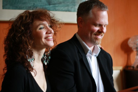 Jacqui Dankworth & Charlie Wood