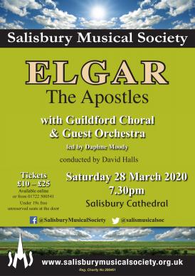 Elgar poster