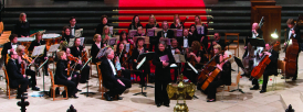 Festival Chamber Orchestra with Stephen Barlow