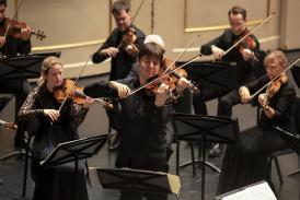 Joshua Bell & the Academy © Shanghai Concert Hall