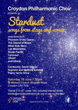 Stardust: Songs from Stage and Screen!