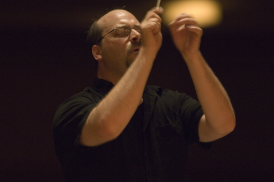 Artistic Director and Conductor, Kenneth Woods