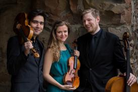 Trio d'Iroise  © Corinna Leonbacher
