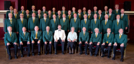Thanet Male Voice Choir (photo from 2011)